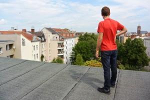 Vue sur Berlin