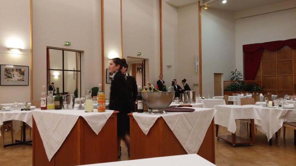 Ecole hoteliere à paris