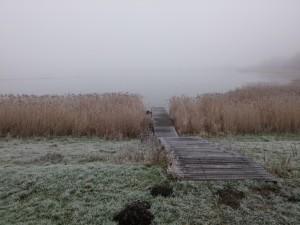 Lac près d'amsterdam