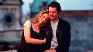 Ethan Hawke et Julie Delpy