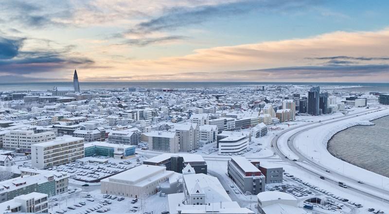 reykjavik-hiver