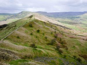 paysage du peak district