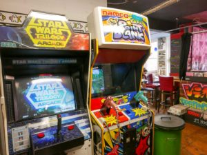 arcade manchester