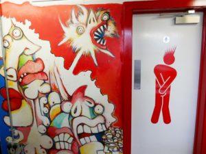 toilettes manchester