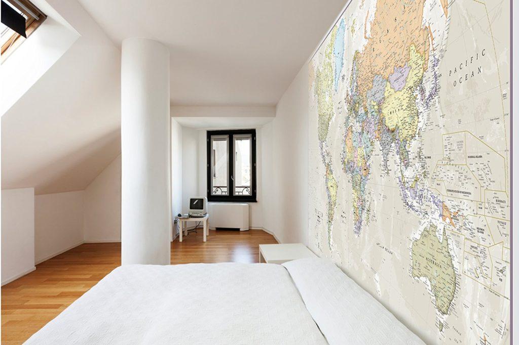 carte-du-monde-mur