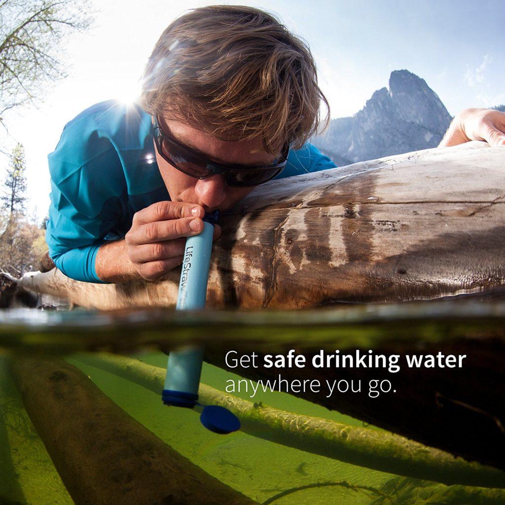 paille eau potable