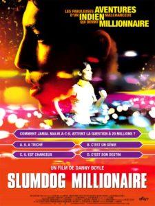 Slumdog Milionnaire film voyage