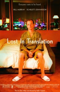 Film Lost in Translation