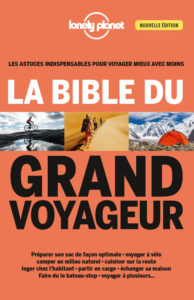La bible du grand voyageur Lonely Planet