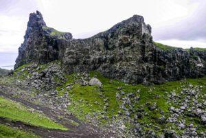 ruines sur skye