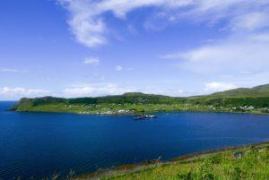 Mer à Skye