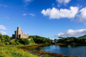 Chateau à Skye