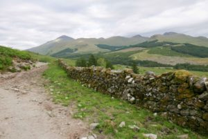 Randonnée West Highland Way en Ecosse