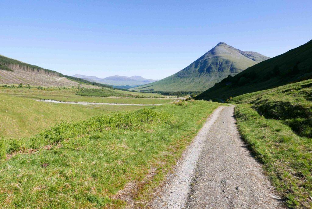 Voyage en Ecosse - Randonnée de la West Highland Way