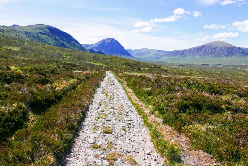 Conseils West Highland Way - voyage en Ecosse
