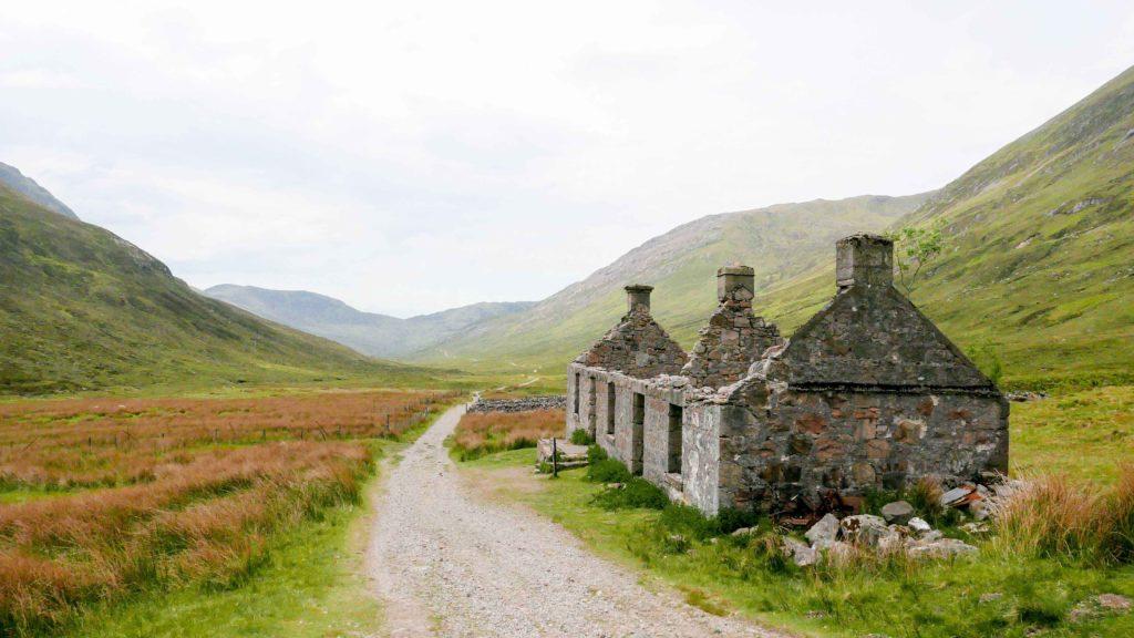Randonnée West Highland Way - voyage en Ecosse