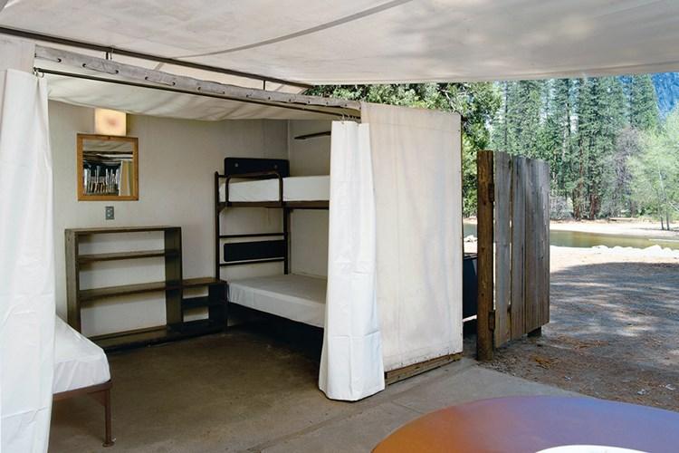 Hébergement Housekeeping au Yosemite National Park