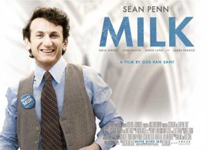 Affiche du film sur Harvey Milk