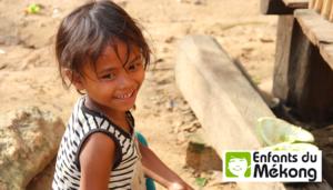 Volontariat avec les enfants du Mékong