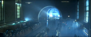 Gare de Los Angeles lieu de tournage Blade Runner
