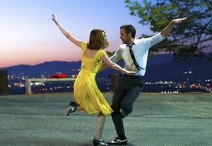 Film tourné à Los Angeles Lalaland