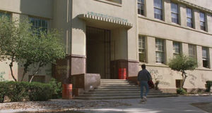Lycée dans Retour vers le Futur