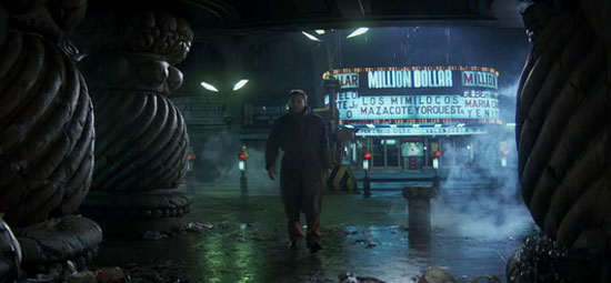 Million Dollar Theatre lieu de tournage du film Blade Runner