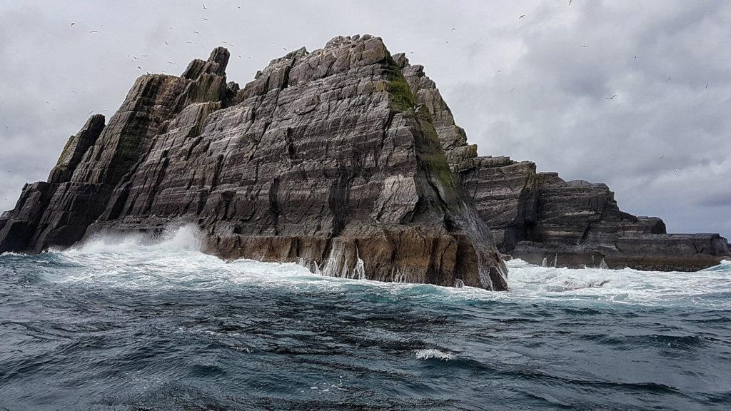 Photo skellig island
