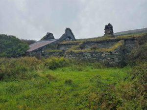ruine en irlande