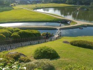 nature au japon