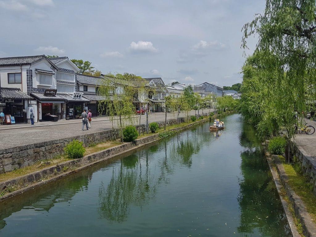 voyage à kurashiki