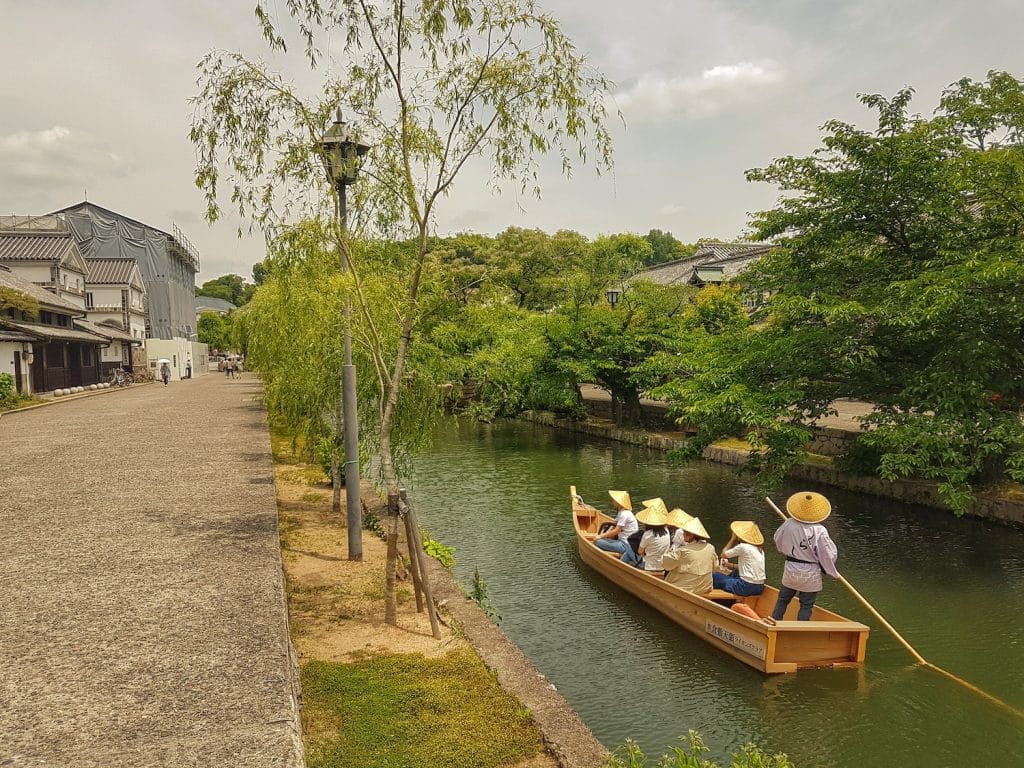 excursion à kurashiki