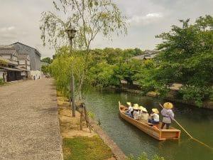 excursion à kurashiki
