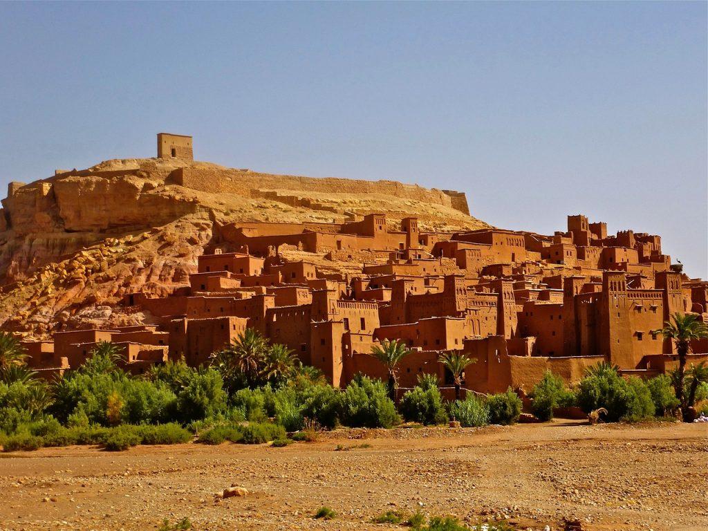 randonnée au maroc